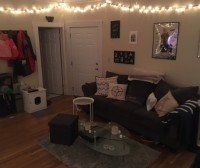 Spacious furnished 1BR in Kenmore