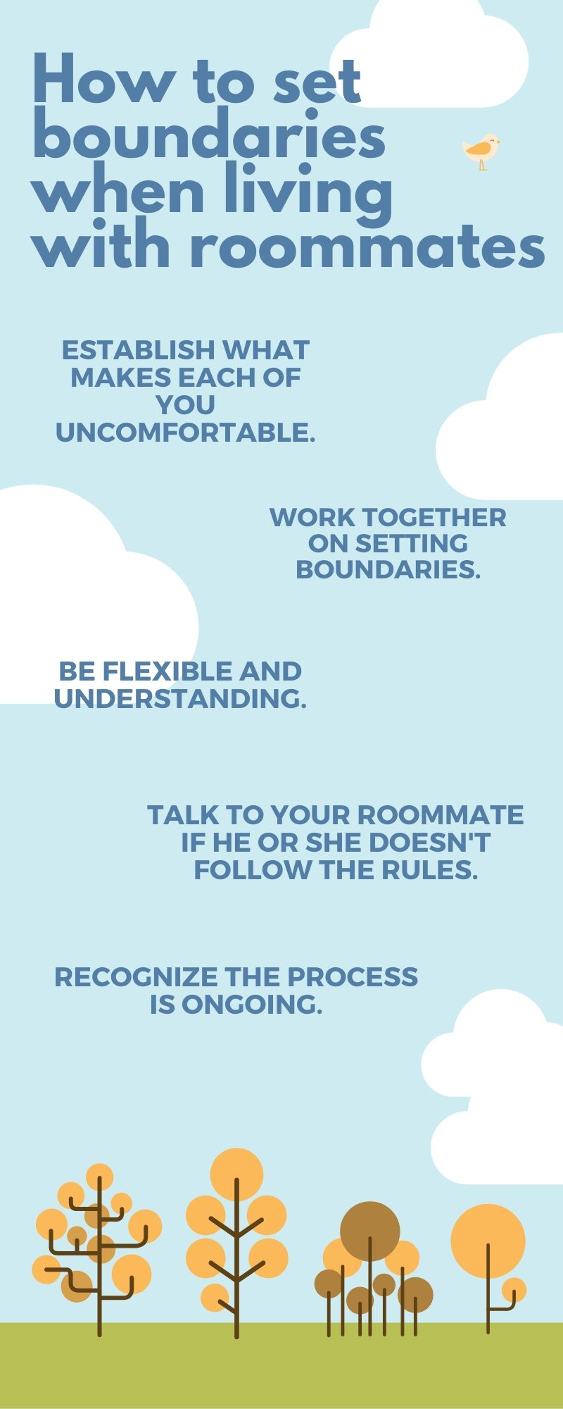 Roommate Finder: How to Set Boundaries When Living with Roommates